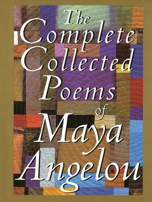 Click this cover for a(n) eBook sample of The Complete Collected Poems of Maya Angelou.