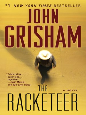 Click this cover for a(n) eBook sample of The Racketeer.