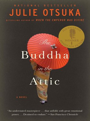 Click this cover for a(n) eBook sample of The Buddha in the Attic.