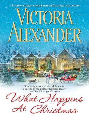 Cover of What Happens at Christmas