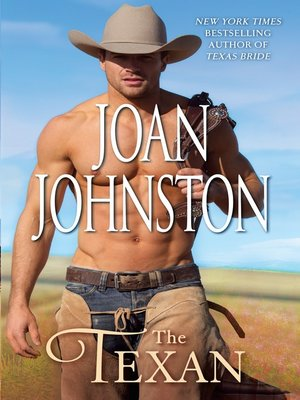 Click this cover for a(n) eBook sample of The Texan.