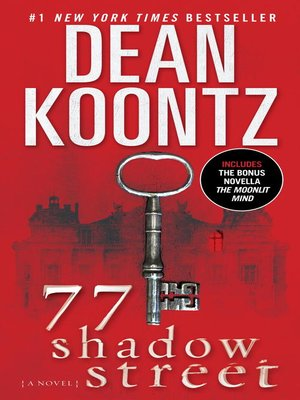 Click this cover for a(n) eBook sample of 77 Shadow Street (with bonus novella the Moonlit Mind).