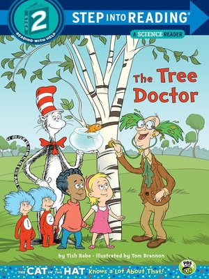 Click this cover for a(n) eBook sample of The Tree Doctor.
