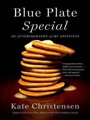 Click this cover for a(n) eBook sample of Blue Plate Special