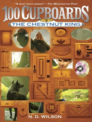 Click this cover for a(n) eBook sample of The Chestnut King.