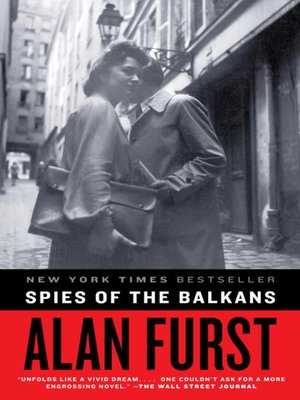 Cover of Spies of the Balkans