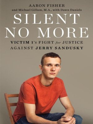 Click this cover for a(n) eBook sample of Silent No More.