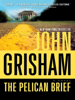 Click this cover for a(n) eBook sample of The Pelican Brief