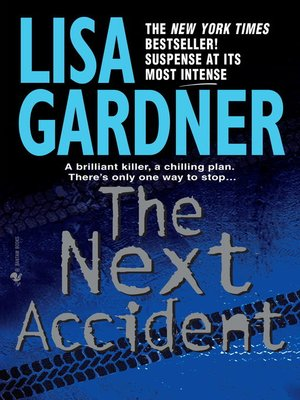 Click this cover for a(n) eBook sample of The Next Accident