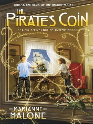 Click this cover for a(n) eBook sample of The Pirate's Coin