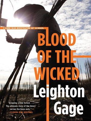 Cover of Blood of the Wicked