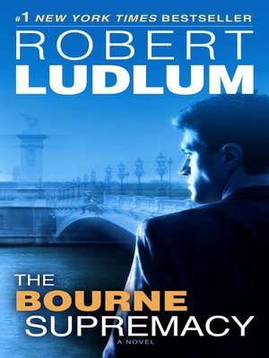 Cover of The Bourne Supremacy