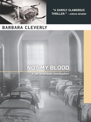 Click this cover for a(n) eBook sample of Not My Blood.