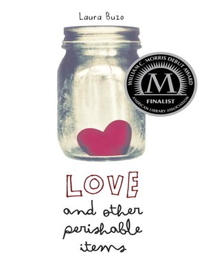 Click this cover for a(n) eBook sample of Love and Other Perishable Items.
