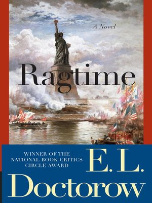 Click this cover for a(n) eBook sample of Ragtime.