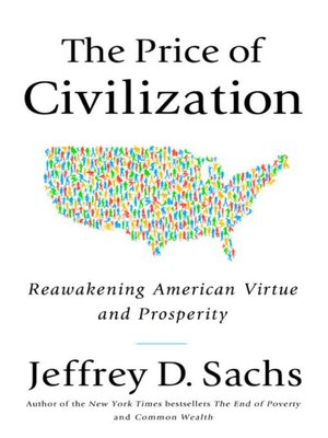 Click this cover for a(n) eBook sample of The Price of Civilization