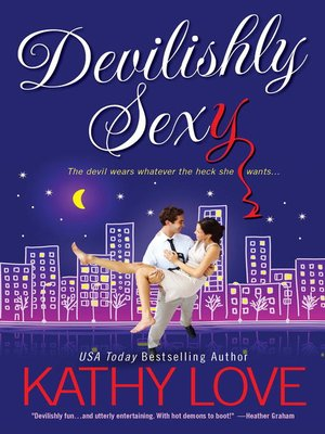 Cover of Devilishly Sexy