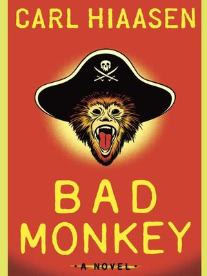 Click this cover for a(n) eBook sample of Bad Monkey.