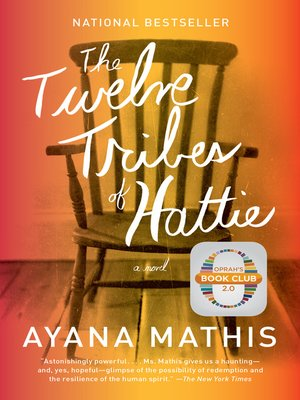 The Twelve Tribes of Hattie: Oprah's Book Club 2.0