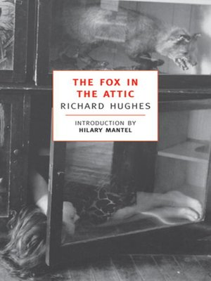 Cover of The Fox in the Attic