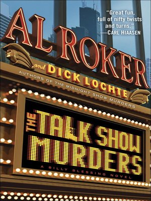 Click this cover for a(n) eBook sample of The Talk Show Murders.