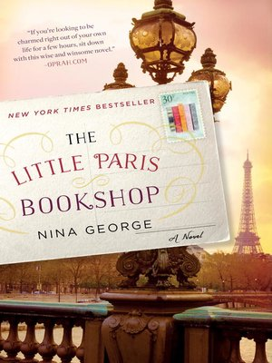 Cover of The Little Paris Bookshop