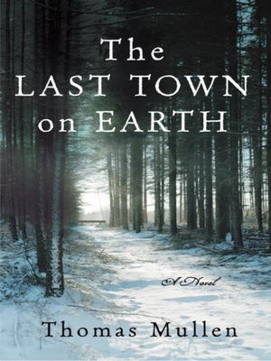 Cover of The Last Town on Earth