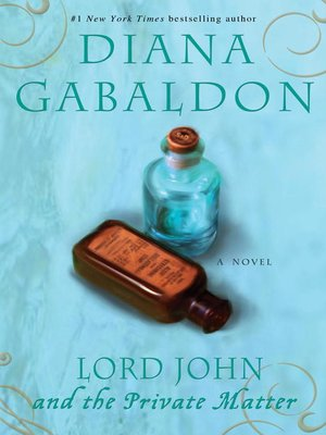 Cover of Lord John and the Private Matter