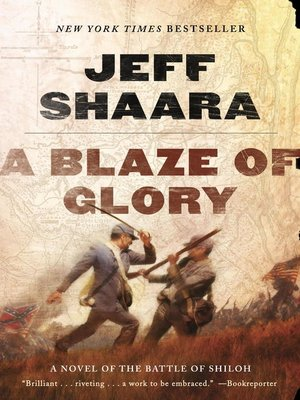 Click this cover for a(n) eBook sample of A Blaze of Glory.