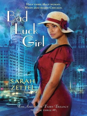 Click this cover for a(n) eBook sample of Bad Luck Girl