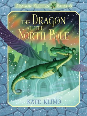Click this cover for a(n) eBook sample of The Dragon at the North Pole