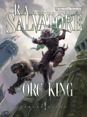 Click this cover for a(n) eBook sample of The Orc King