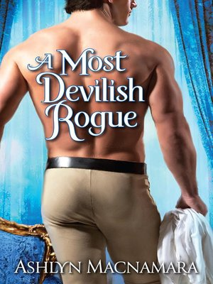 Click this cover for a(n) eBook sample of A Most Devilish Rogue.