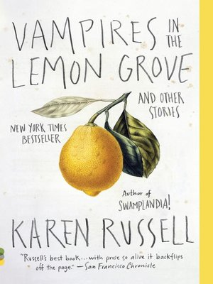 Click this cover for a(n) eBook sample of Vampires in the Lemon Grove