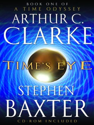 Click this cover for a(n) eBook sample of Time's Eye