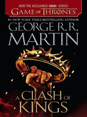 Click this cover for a(n) eBook sample of A Clash of Kings.
