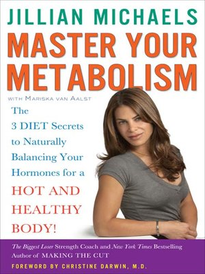 Click this cover for a(n) eBook sample of Master Your Metabolism.