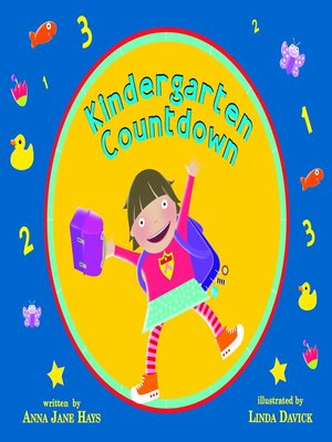 Cover of Kindergarten Countdown