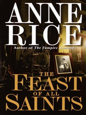 Click this cover for a(n) eBook sample of Feast of All Saints