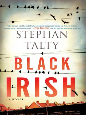Click this cover for a(n) eBook sample of Black Irish.