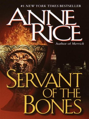 Click this cover for a(n) eBook sample of Servant of the Bones