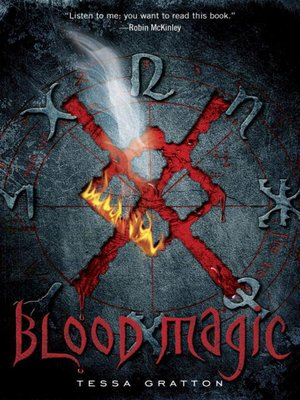 Click this cover for a(n) eBook sample of Blood Magic