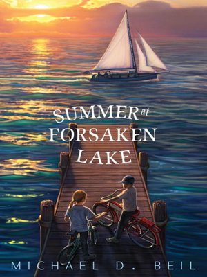 Click this cover for a(n) eBook sample of Summer at Forsaken Lake