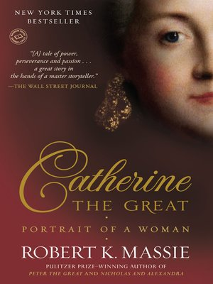 Click this cover for a(n) eBook sample of Catherine the Great