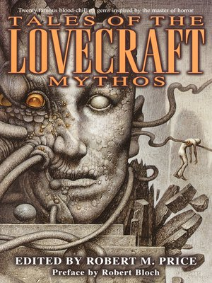 Cover of Tales of the Lovecraft Mythos