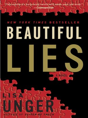 Click this cover for a(n) eBook sample of Beautiful Lies.