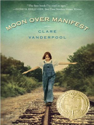 Click this cover for a(n) eBook sample of Moon Over Manifest.