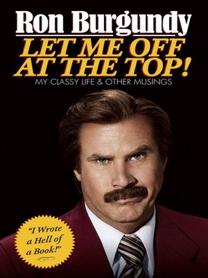 Click this cover for a(n) eBook sample of Let Me Off at the Top!.