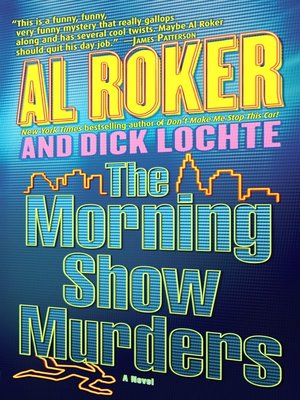 Cover of The Morning Show Murders