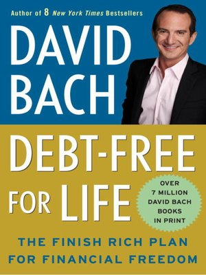 Click this cover for a(n) eBook sample of Debt Free For Life